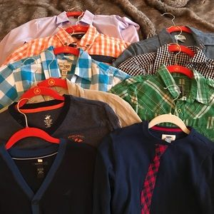 Other - 👔 Bundle 👕 10 Boys Tops shown